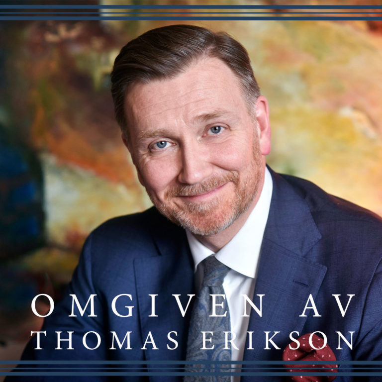Surrounded by Thomas Eriksson – a new podcast in Swedish